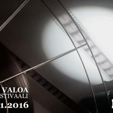 Festivaali toi loppusyksyyn elokuvia ja valoa