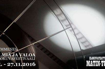 Filmiä ja valoa -elokuvafestivaalia vietetään kymmenennen kerran