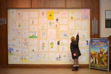 Viiru ja Pesonen -taidenäyttely syksyllä 2014