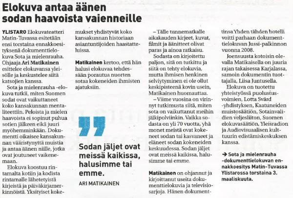 Pohjankyrö 29.2.2016