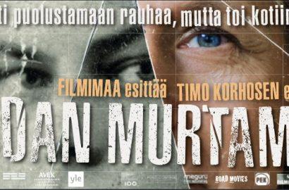 Sodan murtamat -dokumenttielokuvan ohjaaja Timo Korhonen vierailee Matin-Tuvassa 1.10.