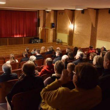 Luther-elokuvatapahtuma käynnisti reformaation merkkivuoden Seinäjoella
