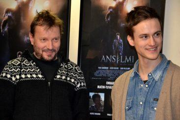Pauli Hanhiniemi ja Aleksi Holkko