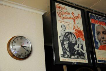 Vanhojen elokuvajulisteiden näyttelyt