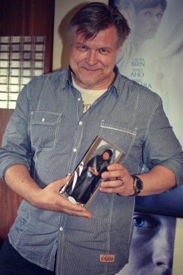 Henkesi edestä -elokuvan ohjaaja Petri Kotwica